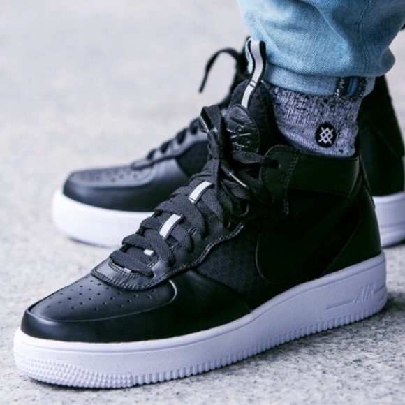 le scarpe nike air force 1 ultraforce metà g. pennino poshmark